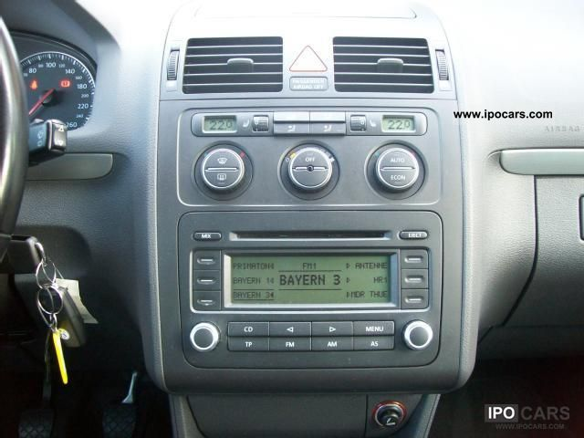 2005 Volkswagen Touran Highline Climate Control Heated