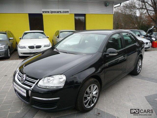 2007 Volkswagen Jetta 1.6 FSI Trendline Air + Heated - Car Photo and Specs