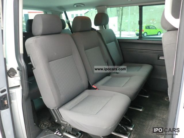 2006 volkswagen caravelle 9 seater new engine 2013 tuv car photo and specs. Black Bedroom Furniture Sets. Home Design Ideas