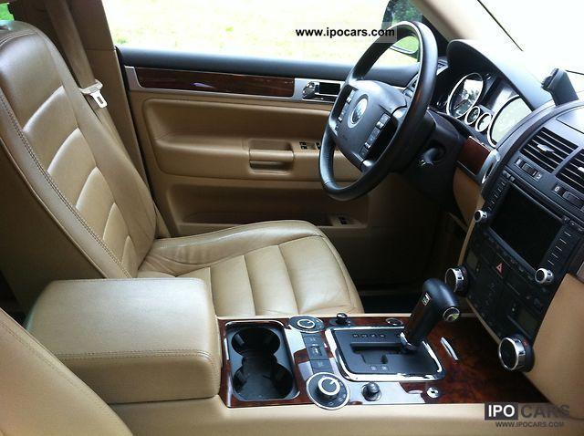 2003 Volkswagen Touareg 50 V10 Tdi Auto Car Photo And Specs