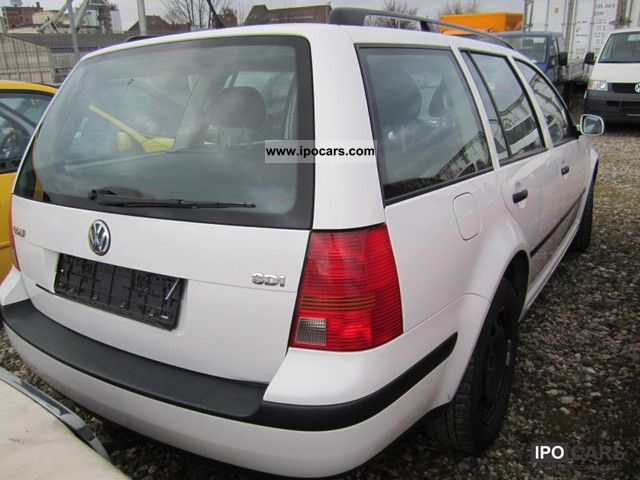 Golf Diesel Euro 4