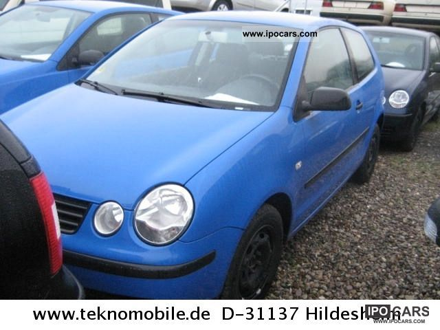 2004 volkswagen polo 1 9 sdi 3 euro export price 2777 abs car photo and specs. Black Bedroom Furniture Sets. Home Design Ideas