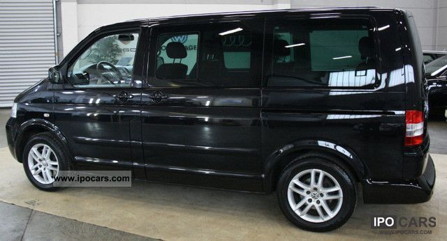 2009 Volkswagen Multivan Highline Dpf 4motion Xenon Full Leather Nav Van Minibus