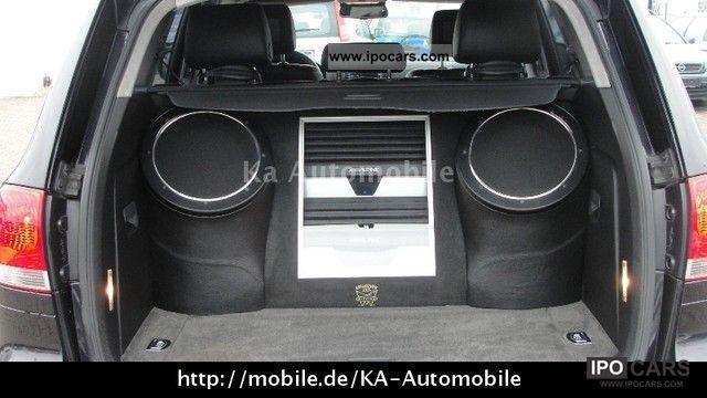 2004 Volkswagen Touareg 50 V10 TDI Auto individual  Car Photo