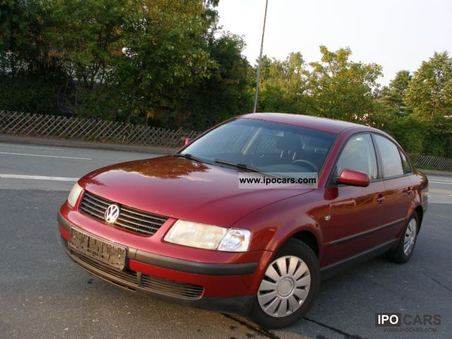1997 Volkswagen  5V Turbo Passat 1.8 Comfortline 'AIR CAR `PDC` Limousine Used vehicle photo