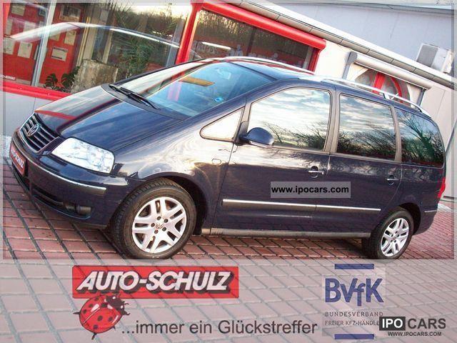2004 Volkswagen  Sharan 1.8T 1st Goal HAND! Van / Minibus Used vehicle photo