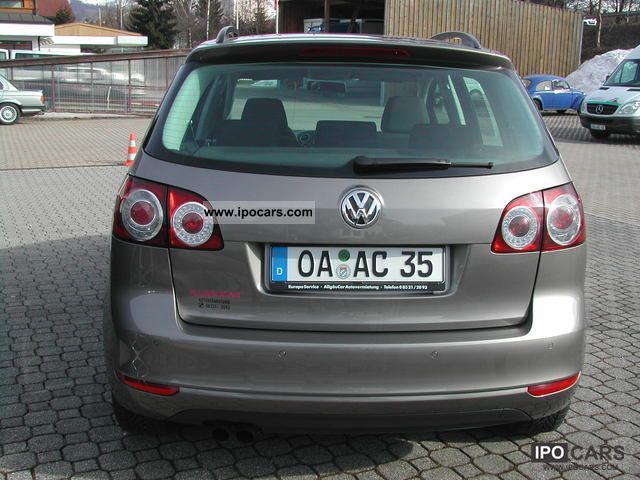 2010 volkswagen golf plus 1 4 tsi comfortline car photo. Black Bedroom Furniture Sets. Home Design Ideas
