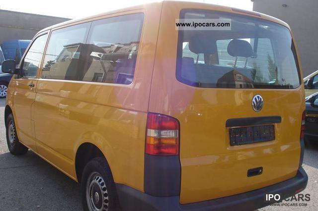 volkswagen ttransporter tdi air  seats car