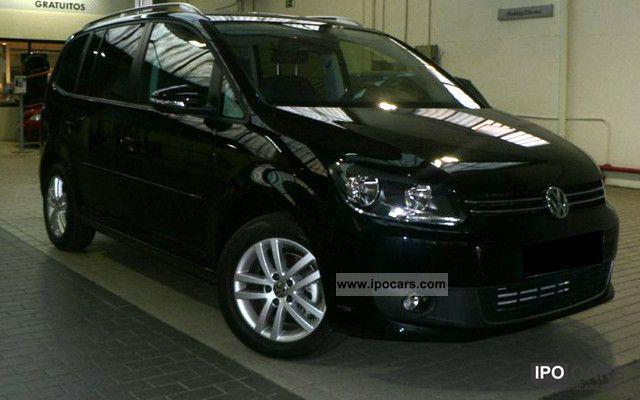 2011 volkswagen touran 1 9 tdi 105 fap confortline car photo and specs. Black Bedroom Furniture Sets. Home Design Ideas