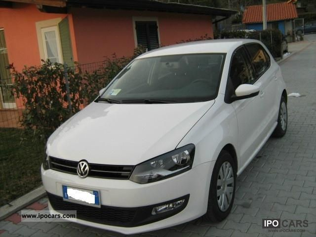 2011 volkswagen polo 1 2 tdi trendline car photo and specs. Black Bedroom Furniture Sets. Home Design Ideas