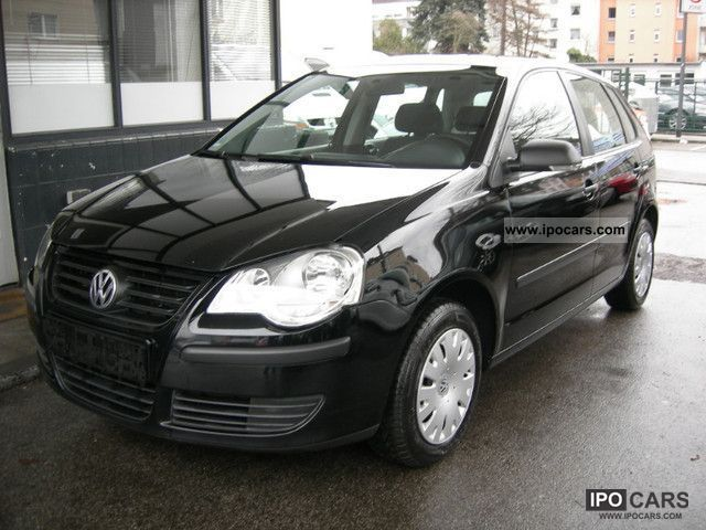 2007 volkswagen polo 1 9 tdi dpf tour klima pdc 4 t r euro 4 car photo and specs. Black Bedroom Furniture Sets. Home Design Ideas