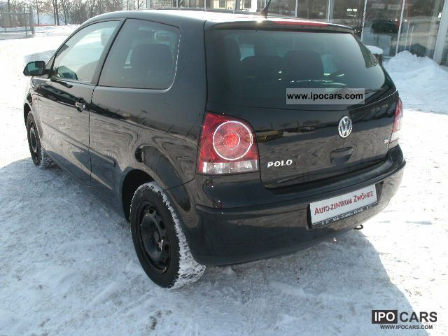 2008 volkswagen polo 1 6 united car photo and specs. Black Bedroom Furniture Sets. Home Design Ideas