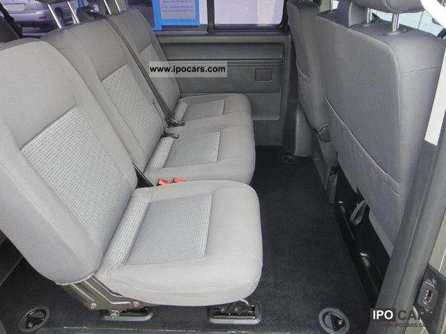 2009 Volkswagen Caravelle Long Autm Dpf 9 Seat Navigation