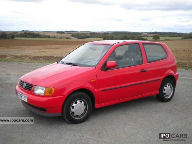 1996 volkswagen polo 1 9 d 3p car photo and specs 1991 Volkswagen Polo 1996 Volkswagen Polo