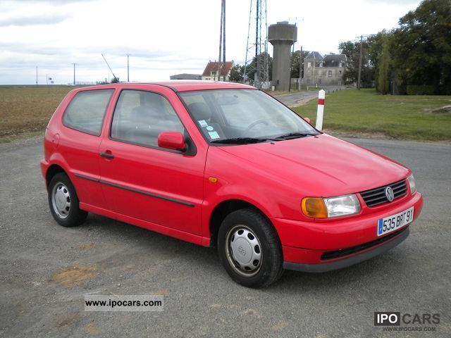 Kia Of Meridian >> 1996 Volkswagen POLO 1.9 D 3P - Car Photo and Specs