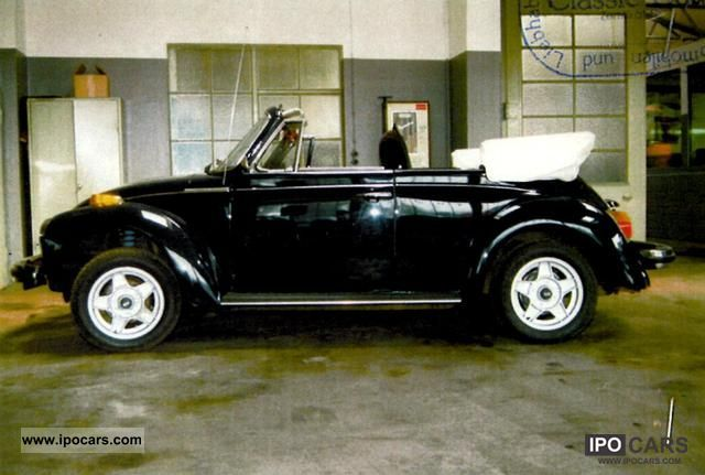 Volkswagen  Beetle 1979 Vintage, Classic and Old Cars photo