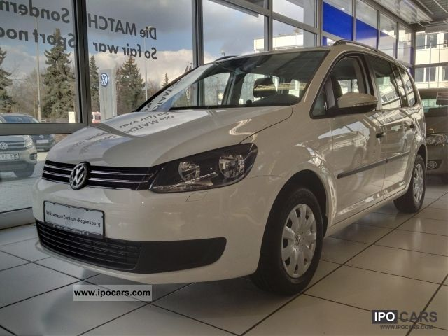 2011 volkswagen touran trendline 39 business edition 39 1 6 tdi bmt car photo and specs. Black Bedroom Furniture Sets. Home Design Ideas