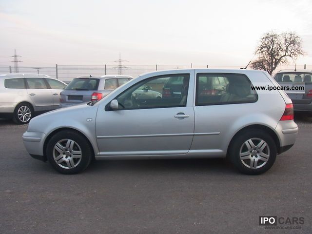 2003 Volkswagen  Golf 1.8T Auto Highline. Navigation, cruise control! Limousine Used vehicle photo