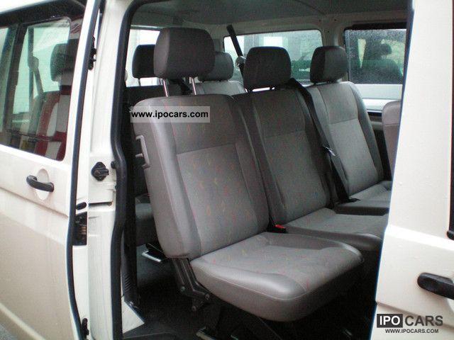 2008 Volkswagen Transporter T5 9 Sitze  Klima  Euro4 Reg