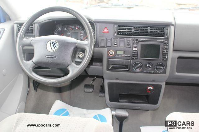 2000 Volkswagen T4 Multivan Westfalia Pop Up Autm DPF Navigation Van