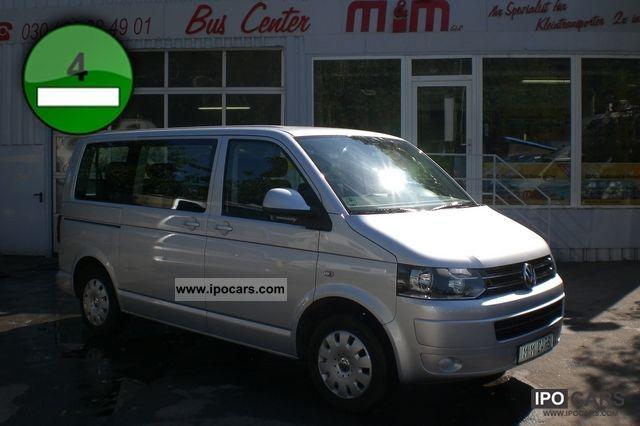 2010 Volkswagen  T5 Caravelle Comfortline 2.0 TDI 9 seats PDC Van / Minibus Used vehicle photo