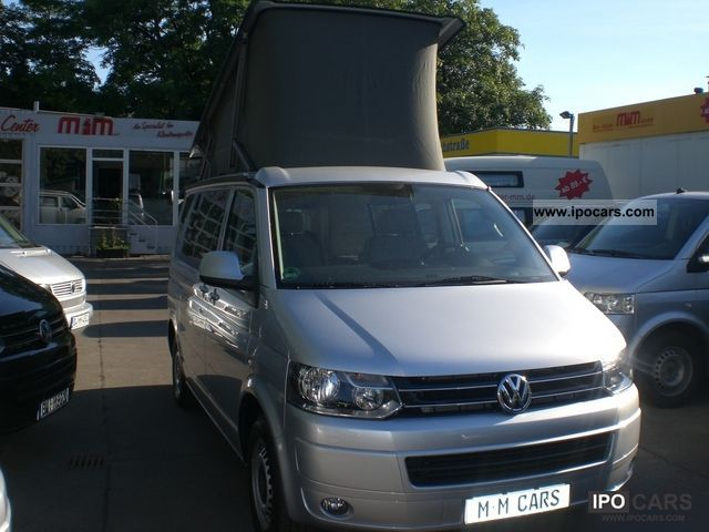 2010 volkswagen t5 california comfortline 2 0 tdi dsg automatic gearbox car photo and specs. Black Bedroom Furniture Sets. Home Design Ideas