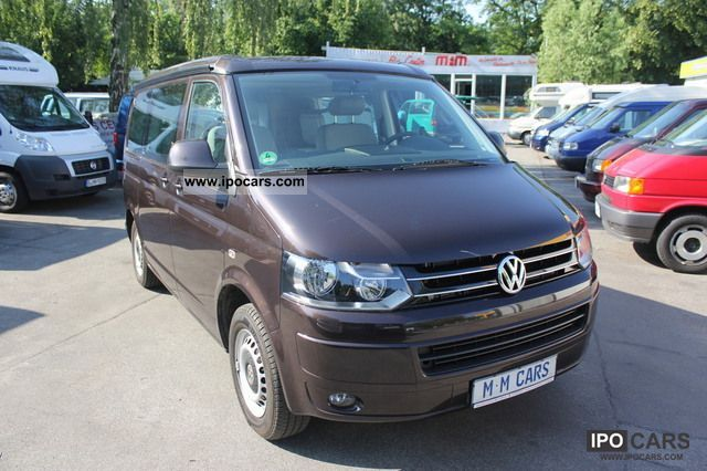 2011 volkswagen t5 california comfortline 2 0 tdi air standh car photo and specs. Black Bedroom Furniture Sets. Home Design Ideas