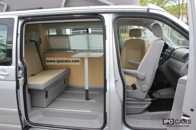 2004 volkswagen t5 california comfortline auto dpf califor car photo and specs. Black Bedroom Furniture Sets. Home Design Ideas