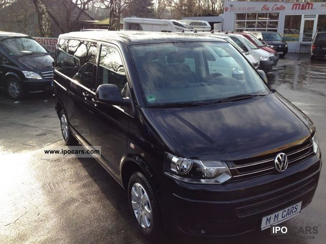 2012 volkswagen t5 caravelle comfortline 2 0 tdi dsg. Black Bedroom Furniture Sets. Home Design Ideas