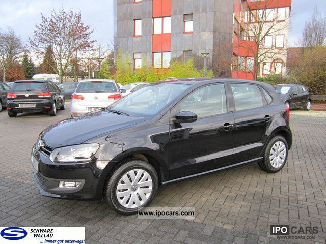 2011 volkswagen polo 1 4 comfortline car photo and specs. Black Bedroom Furniture Sets. Home Design Ideas