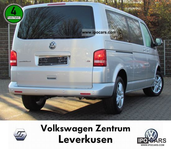 2010 volkswagen t5 caravelle 2 0 tdi comfortline 4motion 1. Black Bedroom Furniture Sets. Home Design Ideas