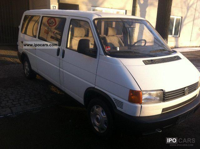 vw transporter t4 1997