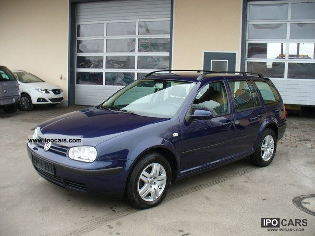 2003 volkswagen golf variant 1 9 tdi special euro 3 and d 4 car photo and specs. Black Bedroom Furniture Sets. Home Design Ideas
