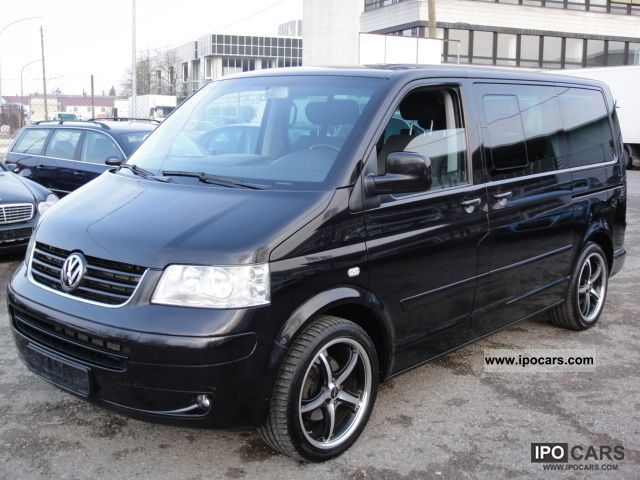 2006 volkswagen t5 multivan 2 5 tdi comfortline 1 hand. Black Bedroom Furniture Sets. Home Design Ideas