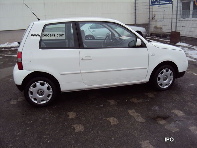 2004 Volkswagen Lupo 1 4 Diesel Cambridge Car Photo And