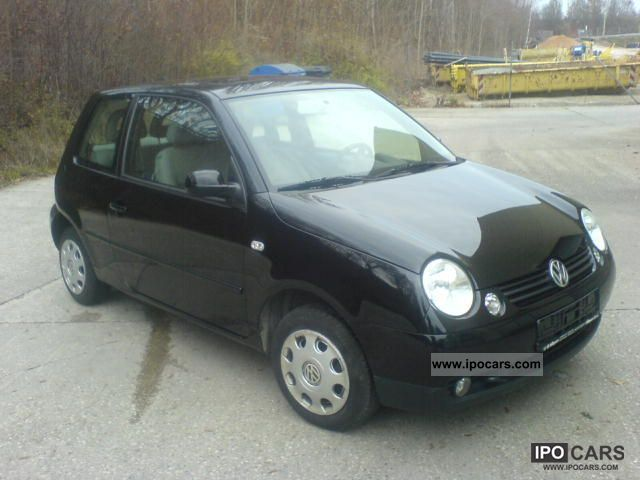 2001 volkswagen lupo 1 0 college seats t v car. Black Bedroom Furniture Sets. Home Design Ideas