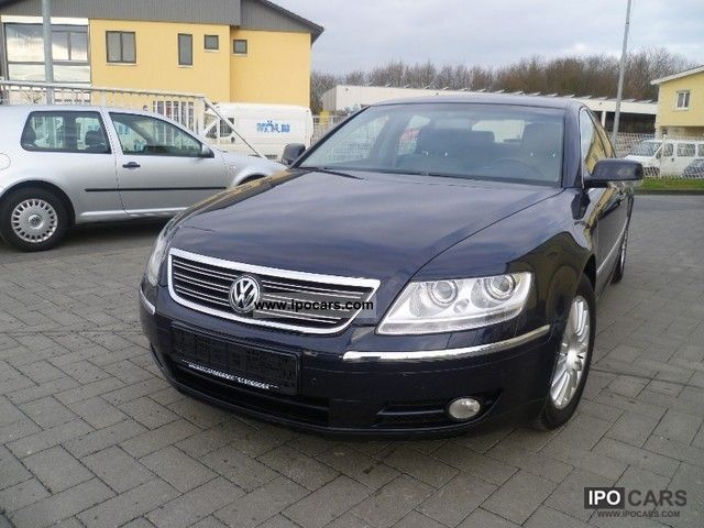 2004 Volkswagen  Phaeton 3.2 V6 Price € 7999 Limousine Used vehicle photo