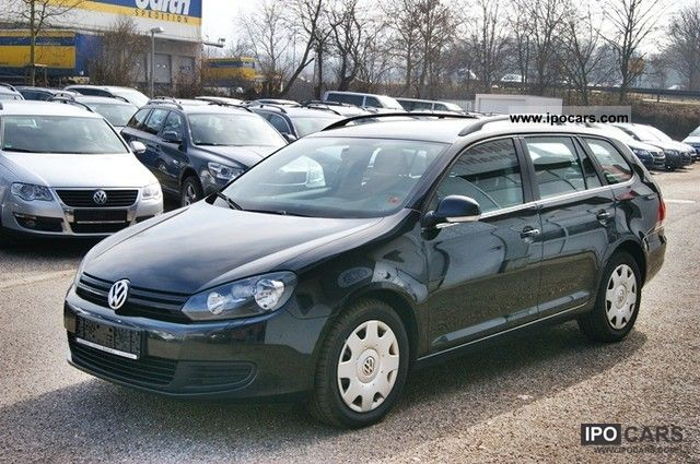 2009 volkswagen golf variant 1 6 tdi new mod top price car photo and specs. Black Bedroom Furniture Sets. Home Design Ideas