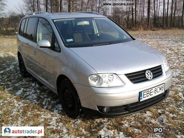 2006 Volkswagen  Touran Other Used vehicle photo