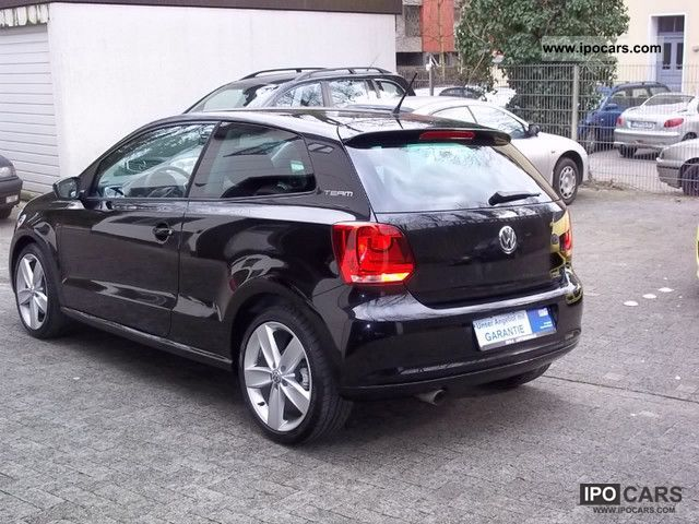2011 volkswagen polo 1 6 tdi team aus 1hand only 18 thousand kilometers xenon car photo and specs. Black Bedroom Furniture Sets. Home Design Ideas
