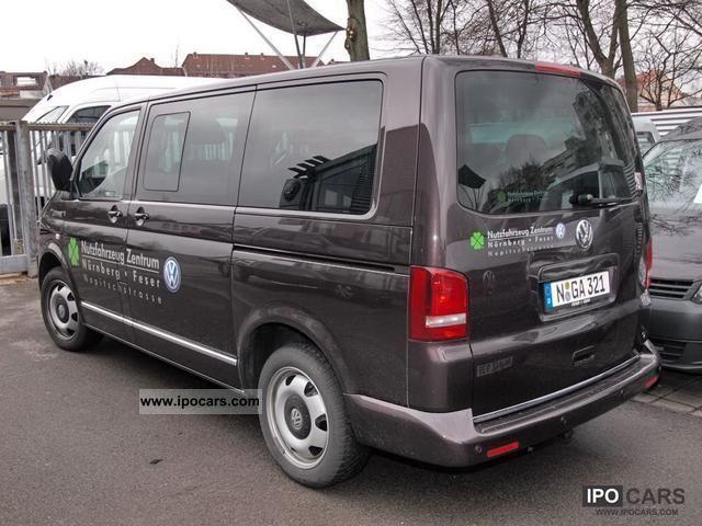 2011 volkswagen t5 multivan highline romantic travel 2 0. Black Bedroom Furniture Sets. Home Design Ideas