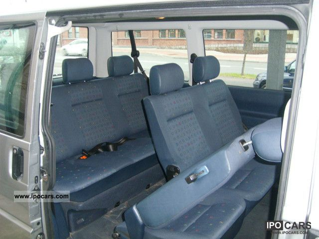 2000 volkswagen caravelle t4 2.5 tdi 8 seater air! - car photo and