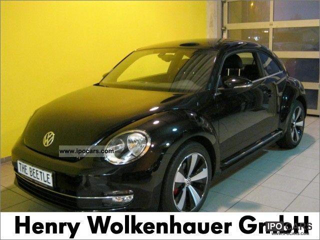 2011 Volkswagen  Beetle Sport 2.0-liter 147 kW (200 hp), 6-speed dual Limousine New vehicle photo
