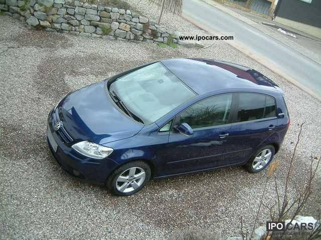 2006 volkswagen golf plus 2 0 tdi dpf goal almost full car photo and specs. Black Bedroom Furniture Sets. Home Design Ideas