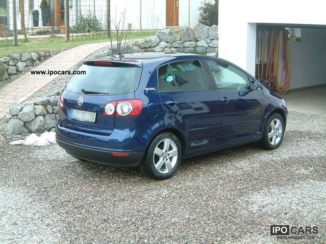 2006 volkswagen golf plus 2 0 tdi dpf goal almost full. Black Bedroom Furniture Sets. Home Design Ideas