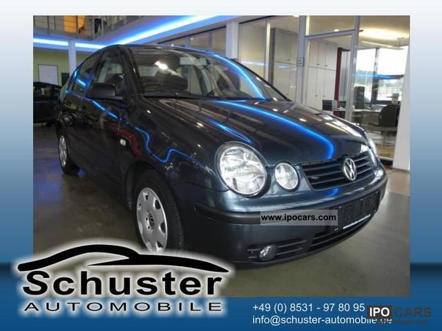 2005 Volkswagen  Polo 1.4 Sedan + air Limousine Used vehicle photo