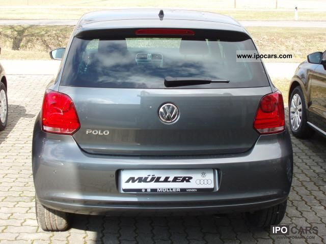 2010 volkswagen polo 1 2 match 70 ps car photo and specs. Black Bedroom Furniture Sets. Home Design Ideas