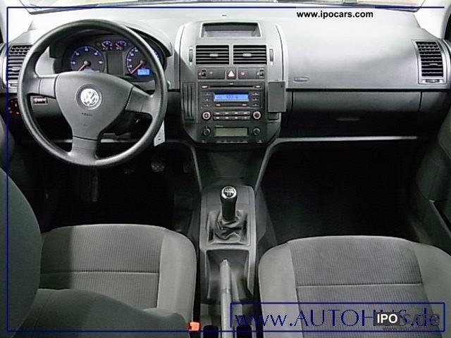 2008 Volkswagen Polo 1 9 Tdi Comfort Line Klimaaut Sitzhzg