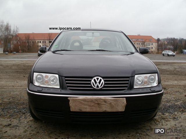 2003 Volkswagen Bora 2 0 Special Car Photo And Specs