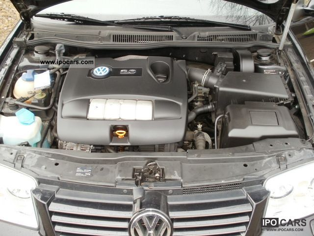2003 Volkswagen Bora 2 0 Special Car Photo And Specs